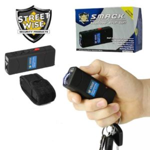 buy streetwise smack stun gun self defense products review