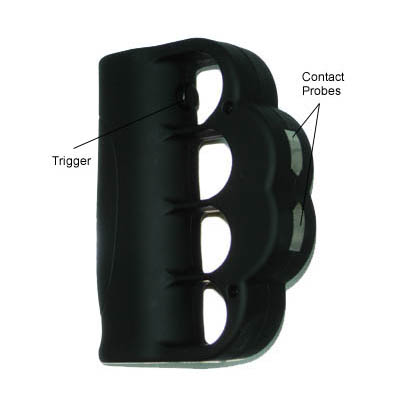 zap self defense products blast knuckles
