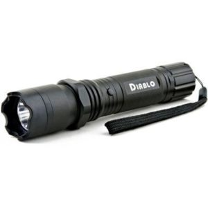 self protection weapons diablo stun flashlight