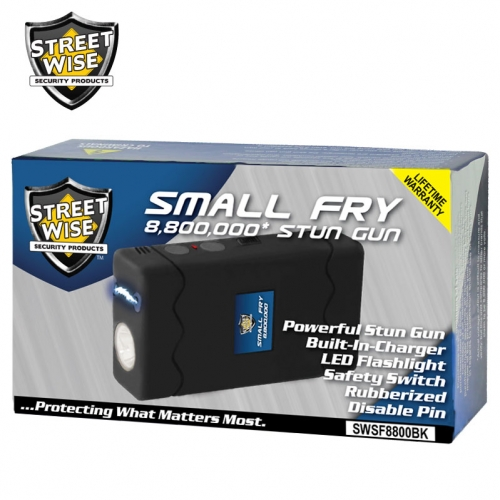 legal self defense weapons small fry
