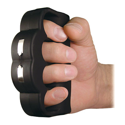 personal defense weapons zap blast knuckles stun gun