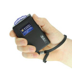 streetwise blackout rechargeable stun gun defense