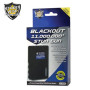 streetwise blackout rechargeable stun gun for defense