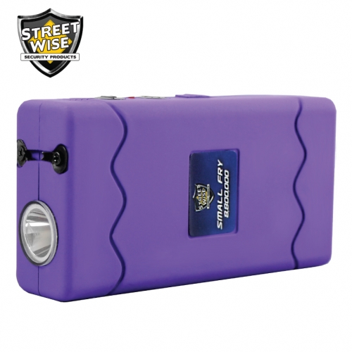 self defense weapons small fry purple