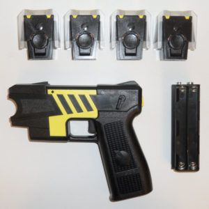 police taser m26c whats included