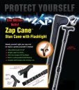 zapcane stun cane self defense gear review