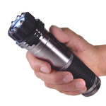 zaplight stun gun flashlight review