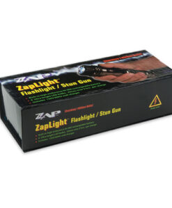 zaplight stun gun tactical flashlight self defense gear review