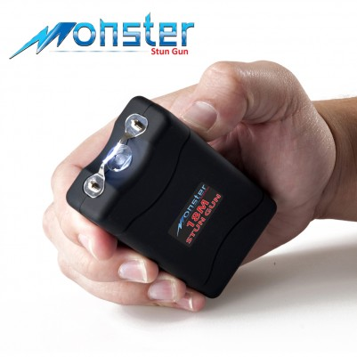 guard dog monster electric stun gun black