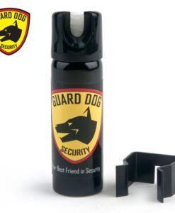 pepper spray gun guard dog