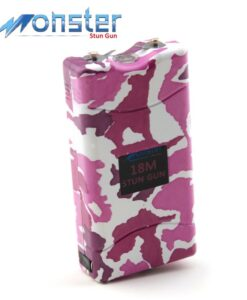 female pink camo personal defense weapon