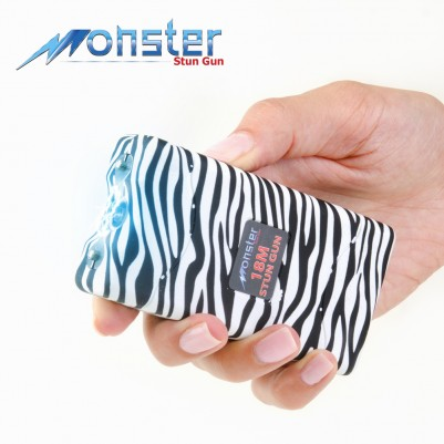home defense weapons guard dog zebra female protection