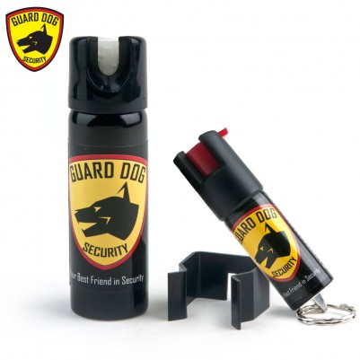 red hot pepper spray gun