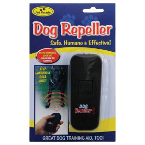 dog repeller package