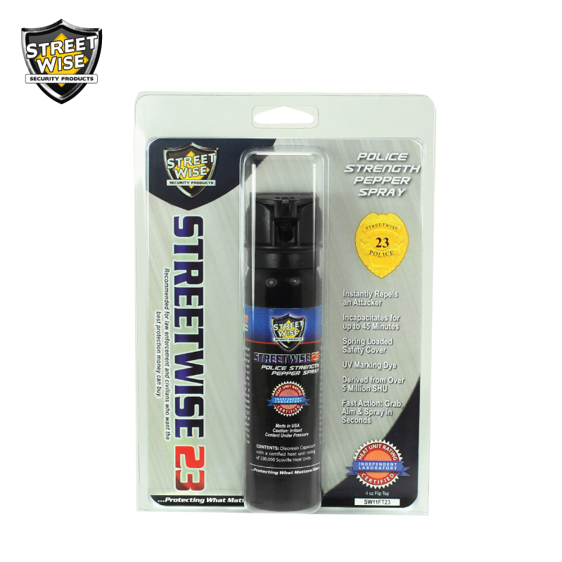 pepper spray self protection weapon