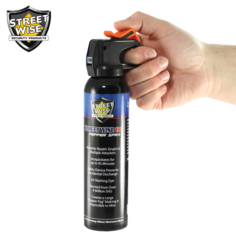 non lethal weapon for sale pepper spray