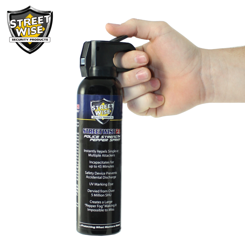 personal defense weapon pepper spray