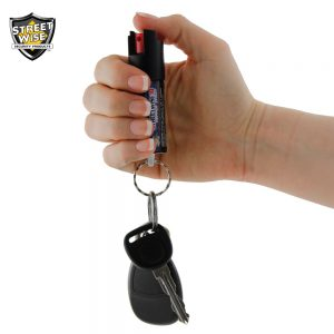 self defense pepper spray item