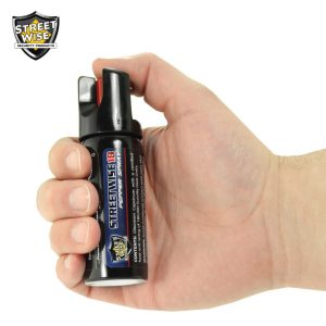 pepper spray self defense gear