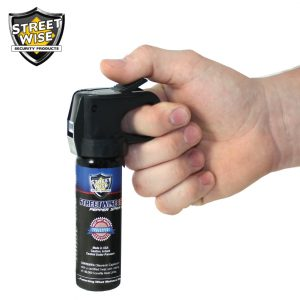 pepper spray legal self defense weapon