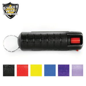 self protection pepper spray weapon