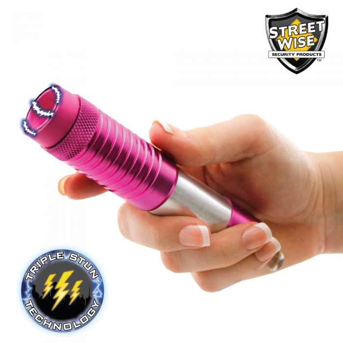 pink personal defense weapons