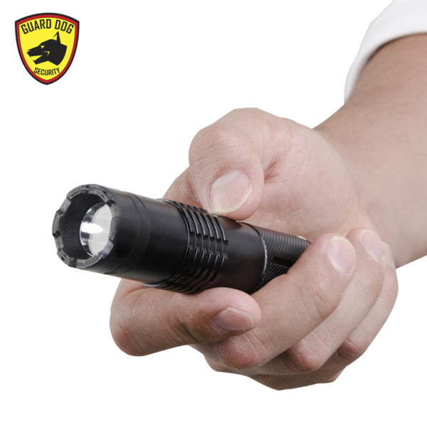 gaurd dog security electrolite stun flashlight