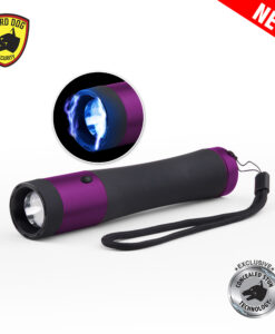 purple personal protection weapons Guard Dog Ivy