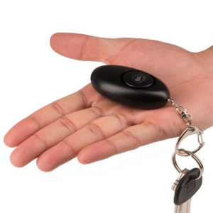 personal self defense keychain alarm