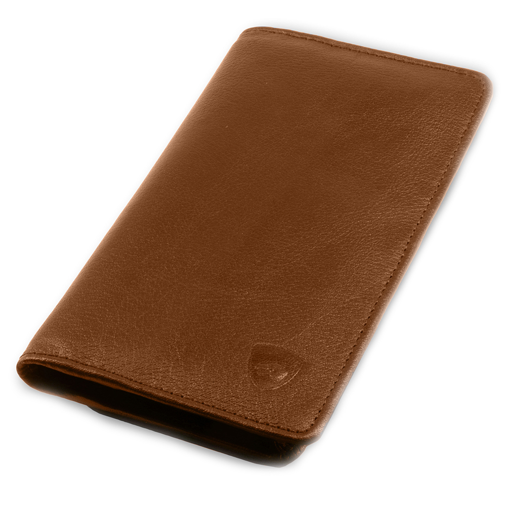 identity guard wallet BROWN LARGE
