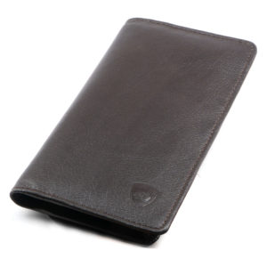 rfid card holder WALLET BLACK