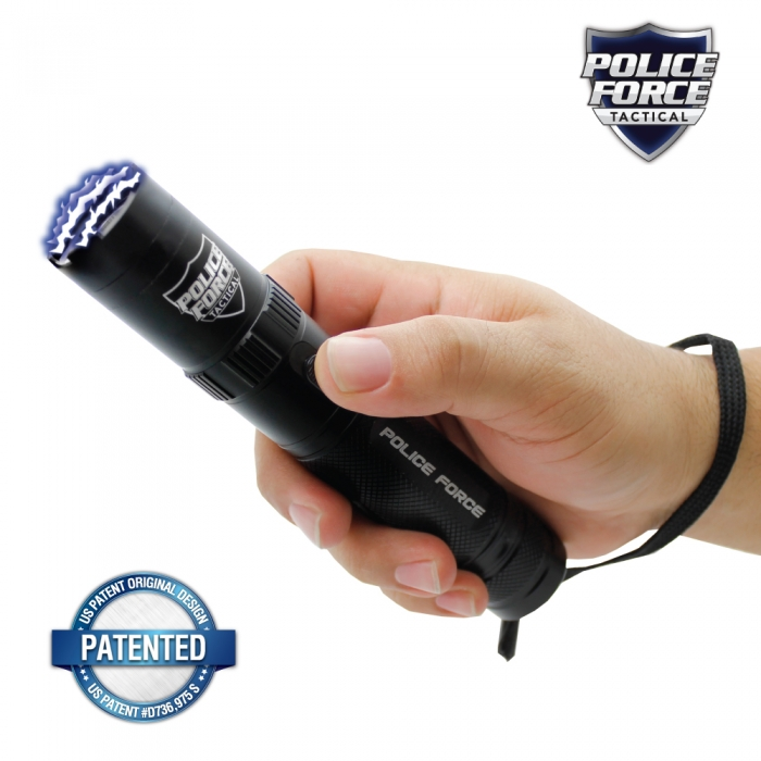 police force legal self defense weapons