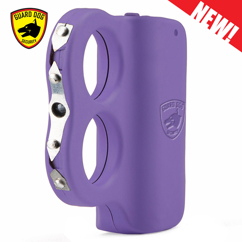 self defense weapons for sale purple