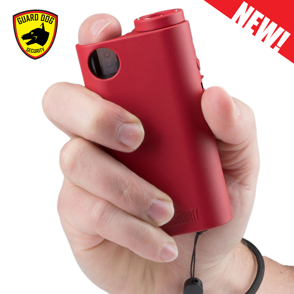defense weapons red