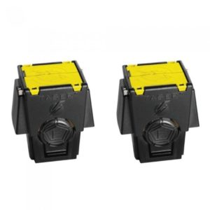 Taser M26C/X26C Cartridges Live 2 Pack Replacement