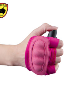 pink active wear instant fire guard dog pepper spray