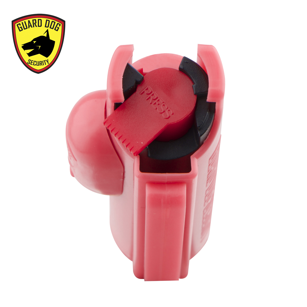 accurate fire pink pepper spray