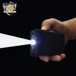 streetwise stun gun strobe flashlight demo