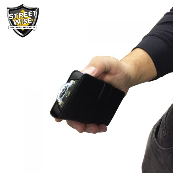 Streetwise JUSTinCASE 17,000,000 Stun Gun Power Bank main
