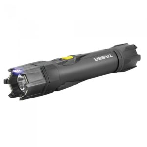 Solid Build TASER Strikelight Flashlight Stun Gun