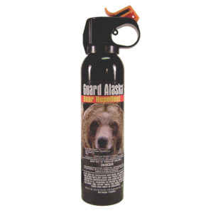 guard alaska bear pepper spray