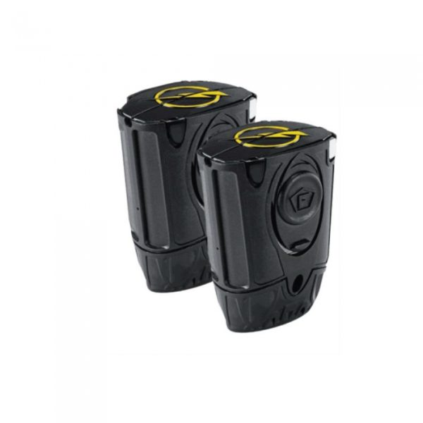 Taser stun gun live replacement cartridges for Bolt Pulse C2