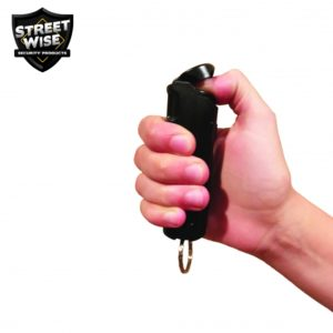 pepper spray grip