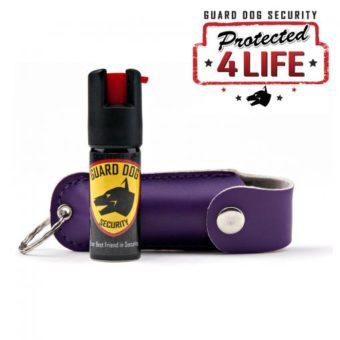 pepper spray and navy case