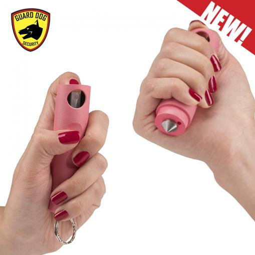 self defense weapons hnh pink pepper spray