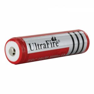 3.7V li-ion Rechargeable Battery