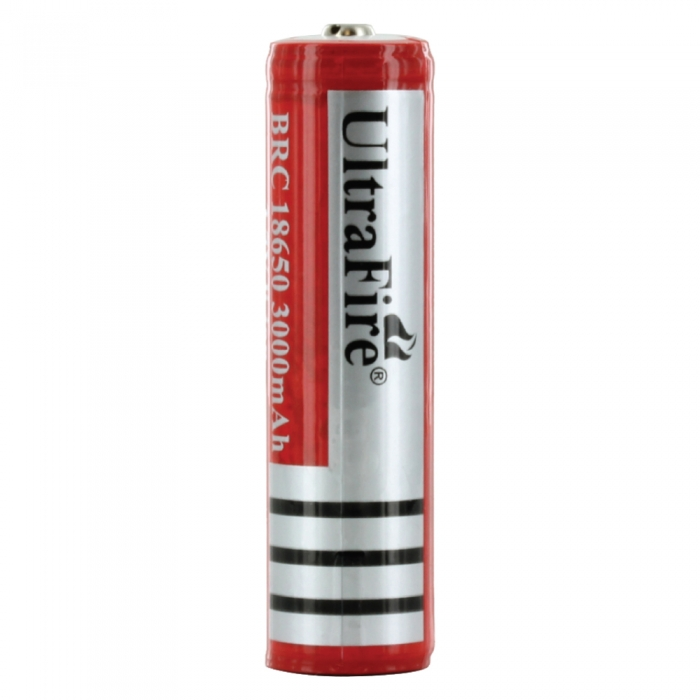 extra rechargeable battery for POLICE FORCE 12,000,000 TACTICAL STUN BATON FLASHLIGHT