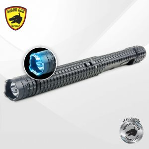 home security stun baton flashlight