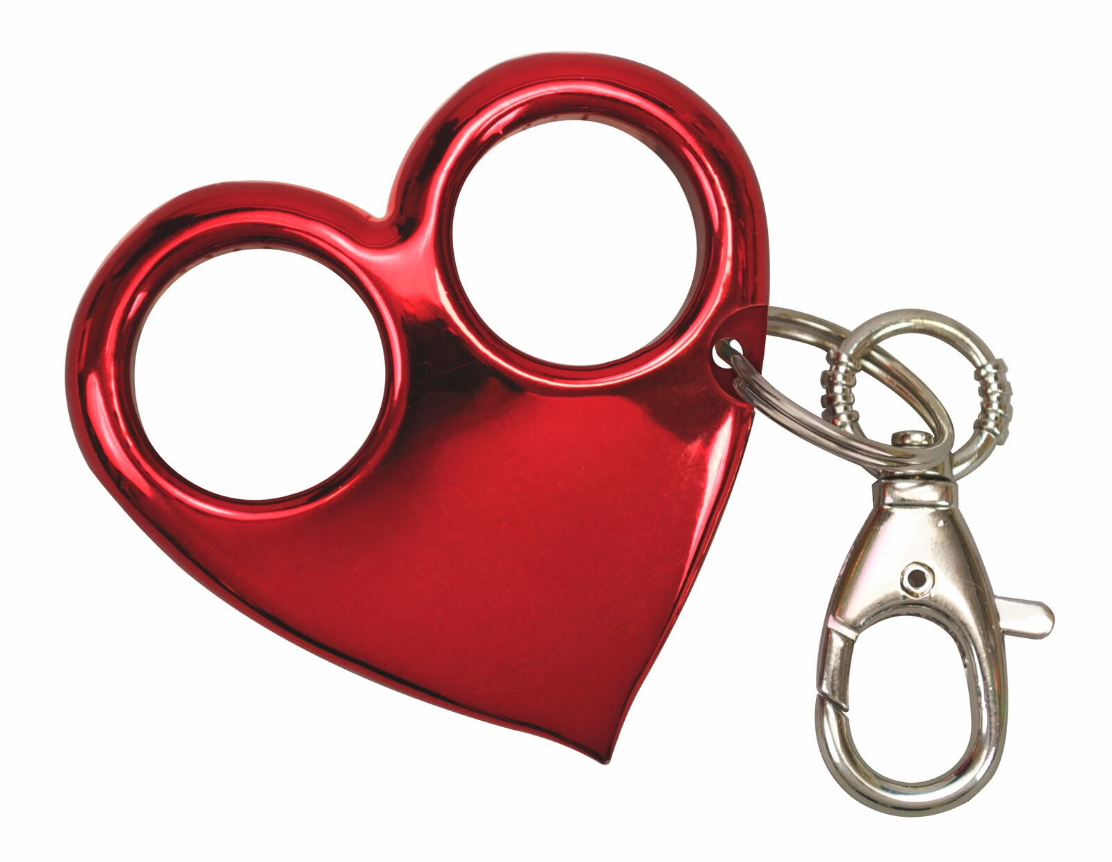 Heart Attack Self Defense Keychain Best Stun Gun