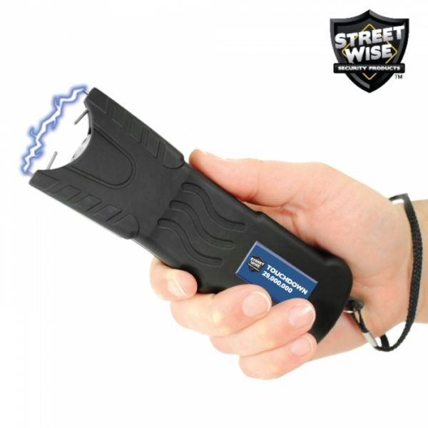legal self defense weapons Touchdown 29,000,000 Stun Gun Rechargeable